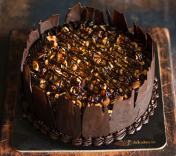 Kanpur Cake And Flower