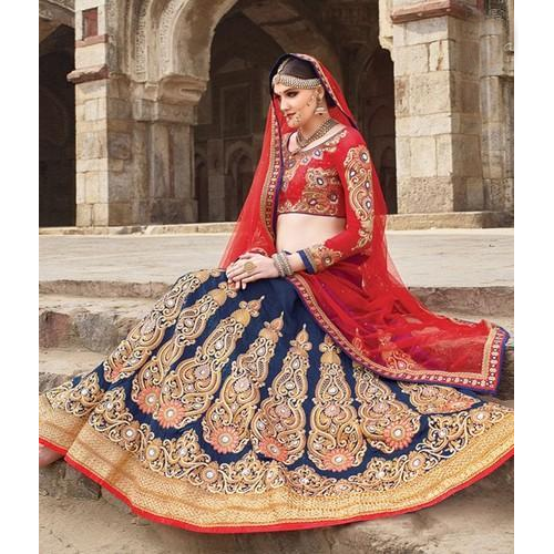 Bridal lehnga for rent in kanpur