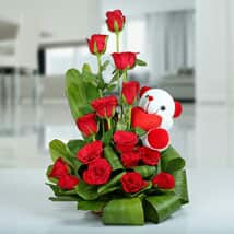 my father my friend flower delivery to kanpur