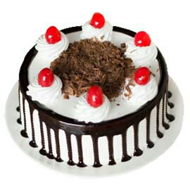 Black forest cake delivery in kanpur
