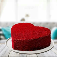Love cake Valentin day flower delivery in kanpur