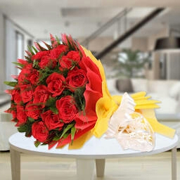 cake flower gift mothers day greeting card delivery in kanpur