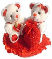 Valentin day gift delivery in kanpur