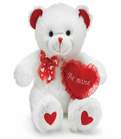 Valentin day teddy delivery in kanpur