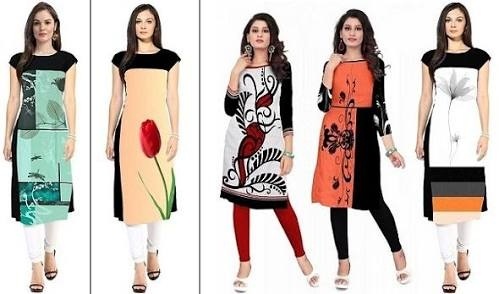 Latest Fashion clothes for women's