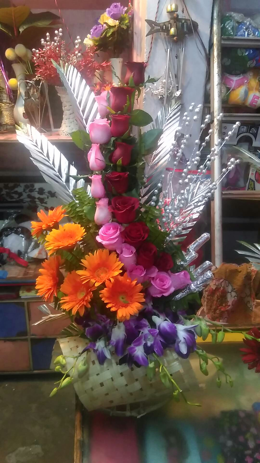 Fast delivery in kanpur shivani flowers