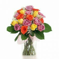 High quality Rose bunch 150 Rose delivery in kanpur