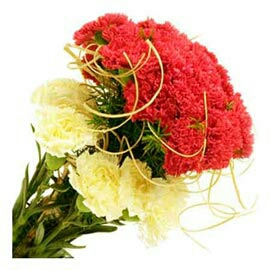 250 Rose bunch delivery in kanpur