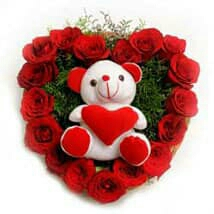 valentine delivery in soft toys kanpur